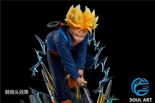 【PRE-ORDER】Soul Art studio  Trunks  Dragon Ball resin statue