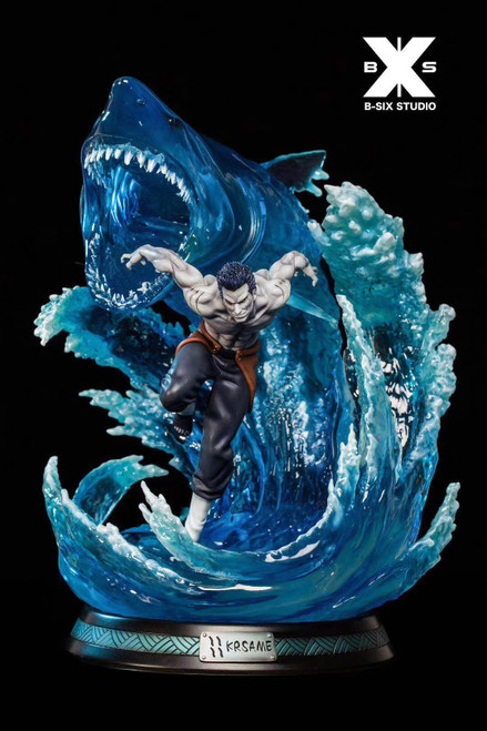 【IN-STOCK】B-SIX Studio Kisame  resin statue