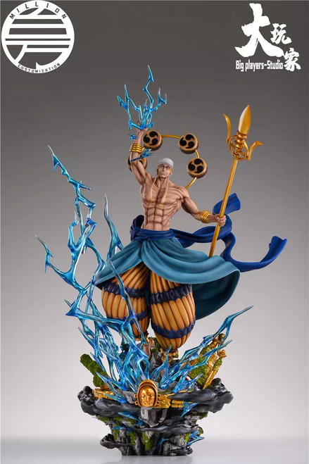 【PRE-ORDER】million studio& Big player studio Enel 1/6 scale  resin statue