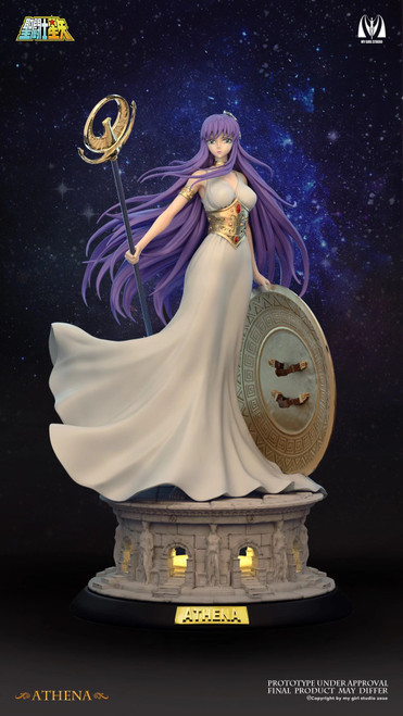 【PRE-ORDER】My Girl studio Levi·Ackerman  Saint Seiya  resin statue