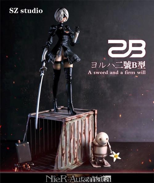 【PRE-ORDER】Sexy Zone Studio YoRHa No.2 Type B resin statue