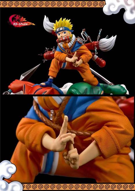 【PRE-ORDER】HB-Studio Uzumaki Naruto resin statue