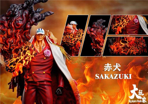 【PRE-ORDER】Big player Studio Sakazuki resin statue