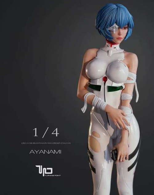 【PRE-ORDER】Turning point Studio TPEVA 1/4 scale resin statue