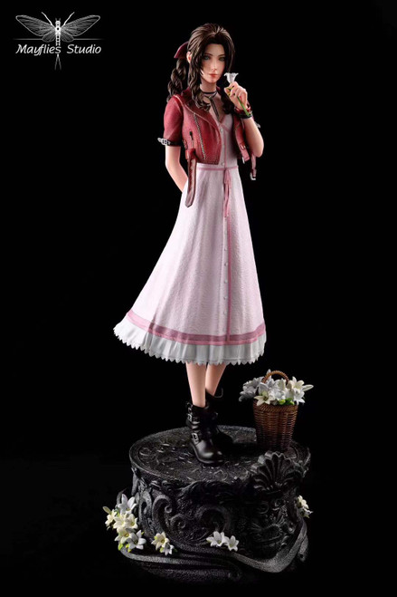 【PRE-ORDER】Mayflies studio Aerith Gainsborough 1/4 scale resin statue