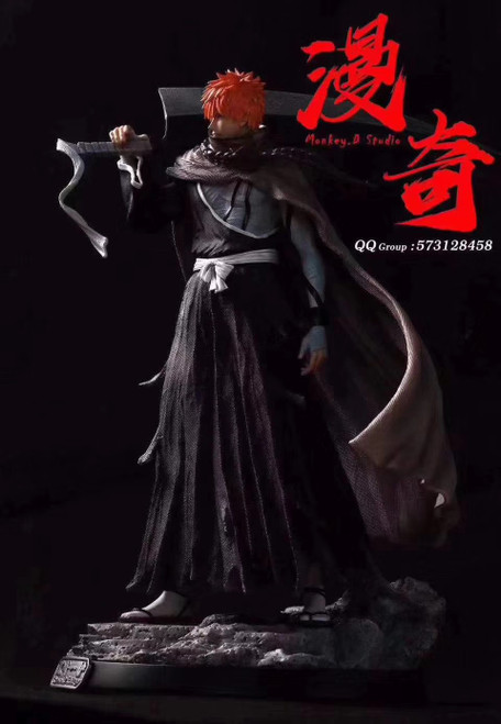 【IN-STOCK】Monkey studio BLRACH Ichigo 1:6 resin statue