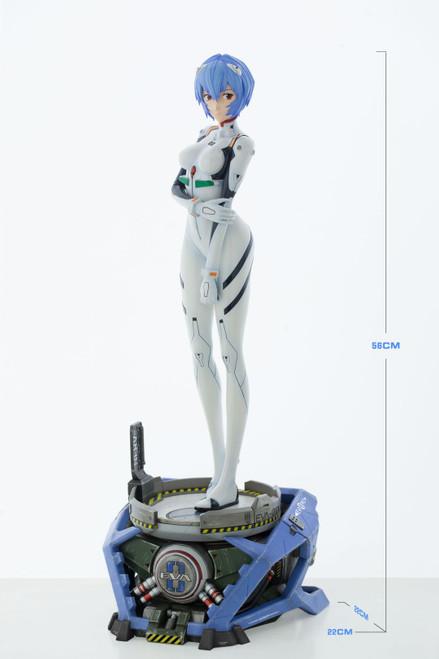 【PRE-ORDER】M.H-Studio Ayanami Rei  1/4 scale resin statue