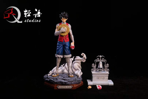 【PRE-ORDER】QingYU STUDIO MonkeyD.Luffy1/6 Scale  resin statue