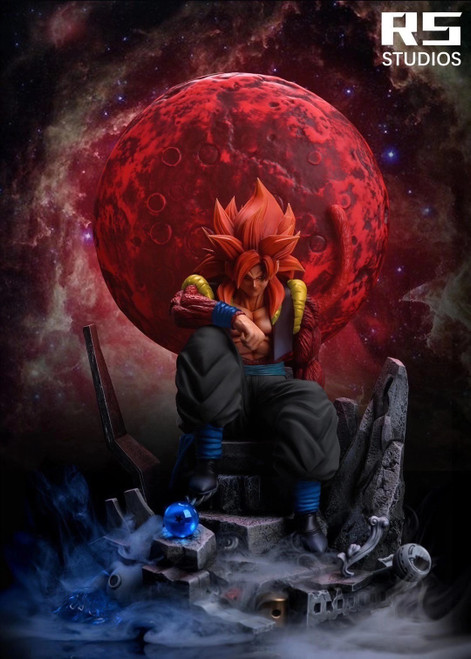 【PRE-ORDER】RS STUDIOS   Gogeta resin statue 1/6 scale With LED