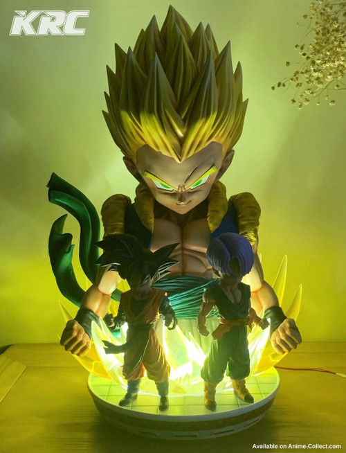 【PRE-ORDER】KRC STUDIOS   Gotenks resin statue 1/6 scale With LED