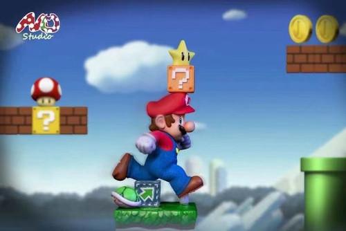 【PRE-ORDER】MO STUDIO SUPER Mario
