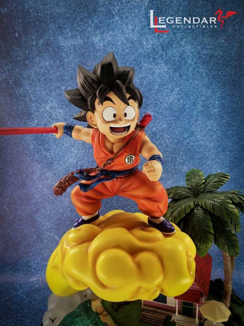 【PRE-ORDER】 Legendary Collectibles  KID GOKU  resin statue 1/4 scale