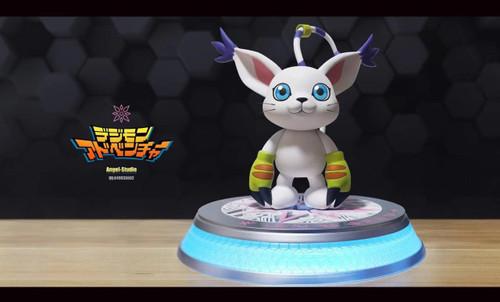 【PRE-ORDER】Angel-Studio Digimon Adventure Tailmon resin statue