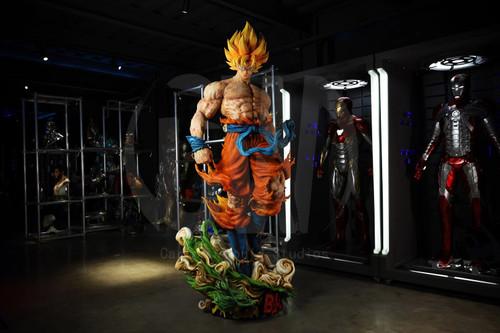 【PRE-ORDER】CW studio 1:1 goku resin statue