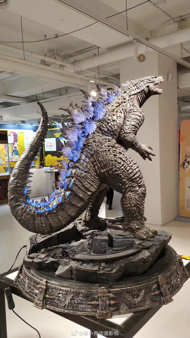 【IN-STOCK】Mtime studio  Godzilla King of the Monsters  resin statue