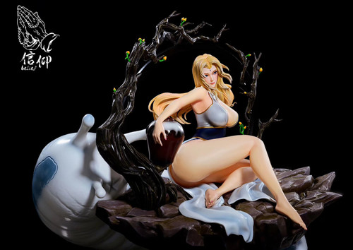【IN-STOCK】Belief studio Tsunade   1/4 scale  resin statue