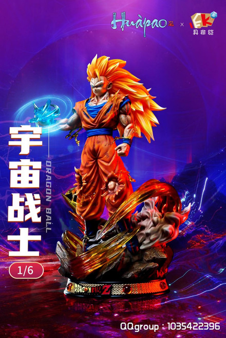 【PRE-ORDER】Huàpao studio  Son Goku   Dragon Ball  resin statue