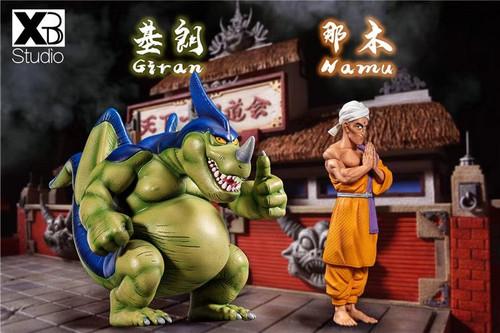 【PRE-ORDER】XBD-Studio  Dragon Ball  Gitan&Namu resin statue