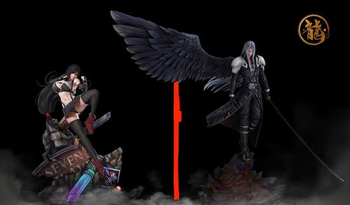【Pre-order】Dragon studio Sephiroth 1:4 resin statue