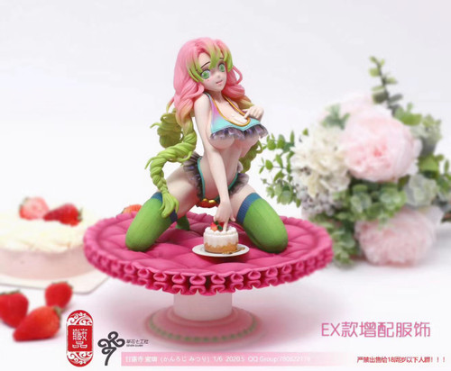 【IN-STOCK】cangpin  studio  Mitsuri Demon Slayer resin statue 1/6 scale