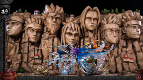 【IN-STOCKr】MH STUDIO HOKAGE Rock wall resin statue