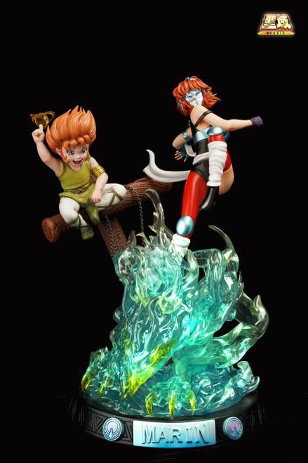 【Pre-order】SY studio  Marin & KIKI  resin statue
