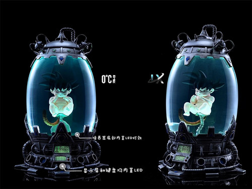 【PRE-ORDER】LX studio Goku incubator resin statue