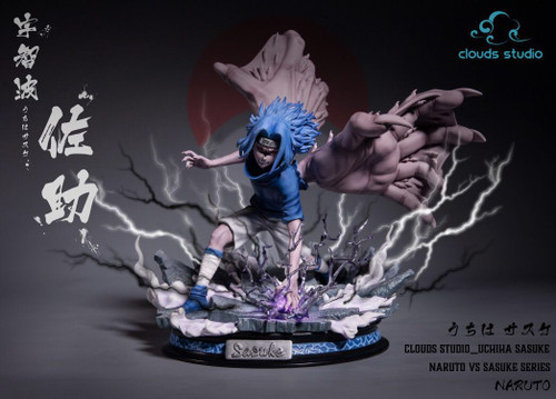 【In-Stock】Clouds studio 1:6 Sasuke + Naruto