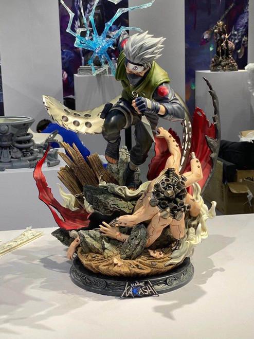 【PRE-ORDER】IKS kakashi 1:4 Licensed resin statue