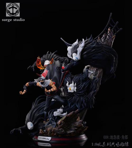 【PRE-ORDER】Surge studio 1:8 scale Kakuzu resin statue