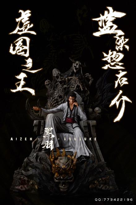 【PRE-ORDER】Black Wings studio Aizen Sousuke 1:6