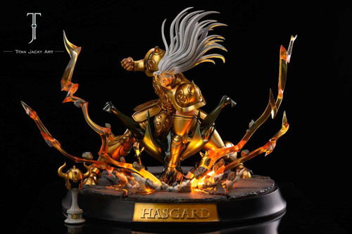 【PRE-ORDER】Titan Jacky Art LC Hasgard 1:6 With LED