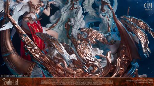 【PRE-ORDER】EinStudio 'a see of blood Gabriel' resin statue