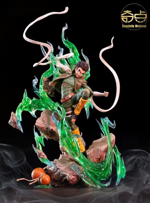 【IN-STOCK】Singularity  studio 1:7 ROCK LEE resin statue