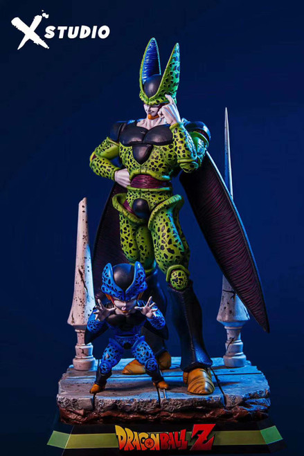 【IN-STOCK】X-studio 1:3 Cell resin statue