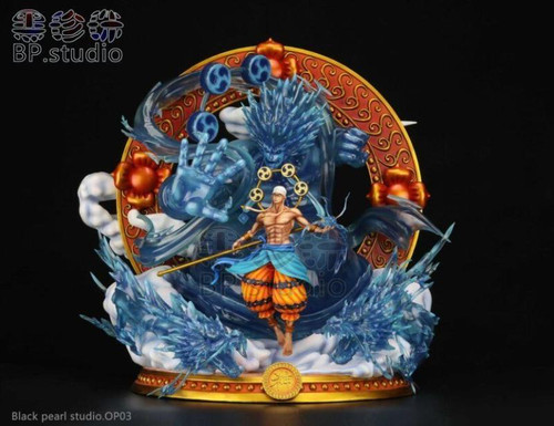 【IN-STOCK】BP STUDIO ENEL RESIN STATUE