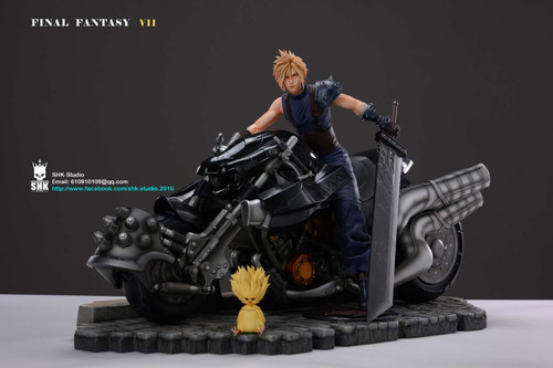 【Pre-order】SHK studio Cloud Strife 1:4 resin statue
