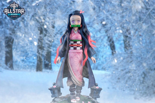 【PRE-ORDER】ALL STAR studio  1:3 Nezuko resin statue