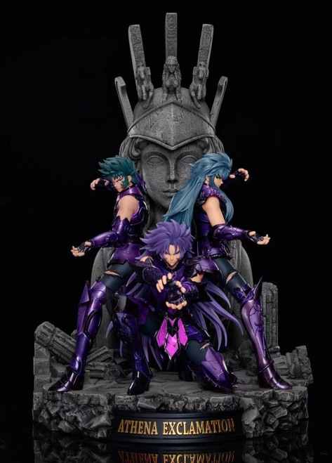 【PRE-ORDER】 AS STUDIO Athena Exclamation Resin Statue NO.2