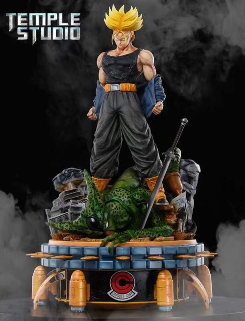 【PRE-ORDER】Dragon Ball Trunks  1/6 & 1/4 resin statue