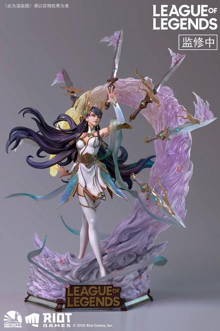 【PRE-ORDER】INFINITY stuido  1/4 League of Legends---irelia
