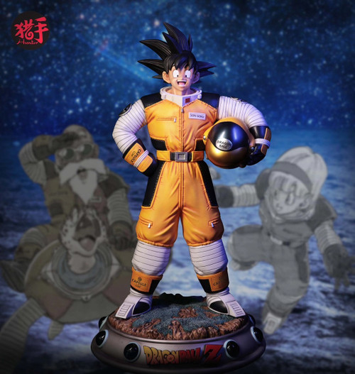 【PRE-ORDER】 HUNTER Studio   Astronaut NO.1 Goku with LED