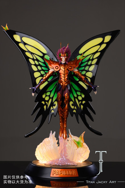 【PRE-ORDER】TJA STUDIO PAPILLON 1:6 with LED