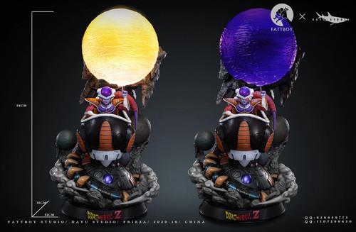 【PRE-ORDER】 FATTBOY Studio & DAYU Studio  Frieza with LED