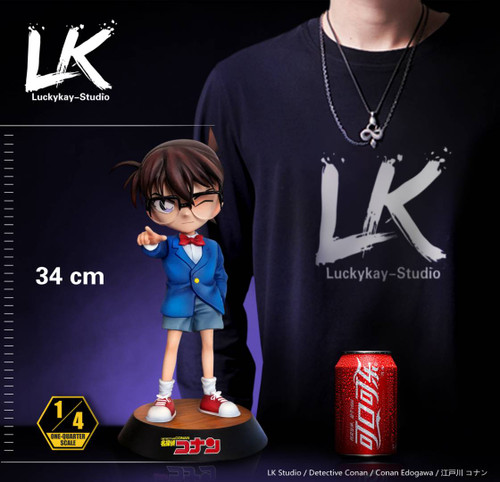 【IN-STOCK】LK Studio Case Closed 1/4 scale resin statue
