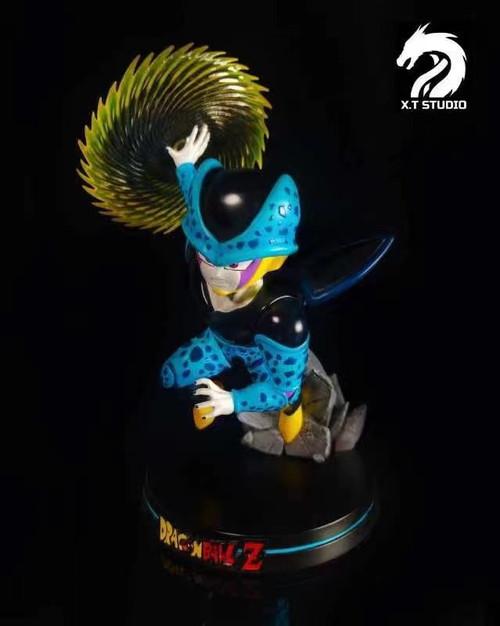 【PRE-ORDER】 XT Studio kid cell resin statue