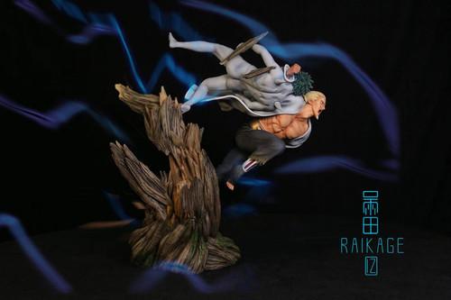 【PRE-ORDER】IZ-Studio  Raikage resin statue