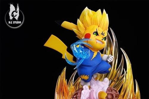 【PRE-ORDER】N.C Studio Magi Vegeta Pikachu cos
