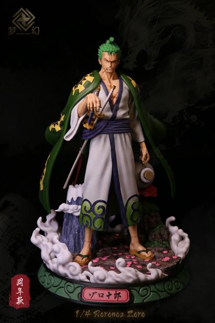 【PRE-ORDER】Dream studio 1:4 Zoro resin statue