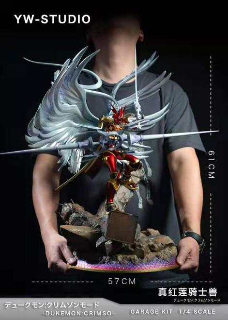 【PRE-ORDER】YW studio Dukemon resin statue